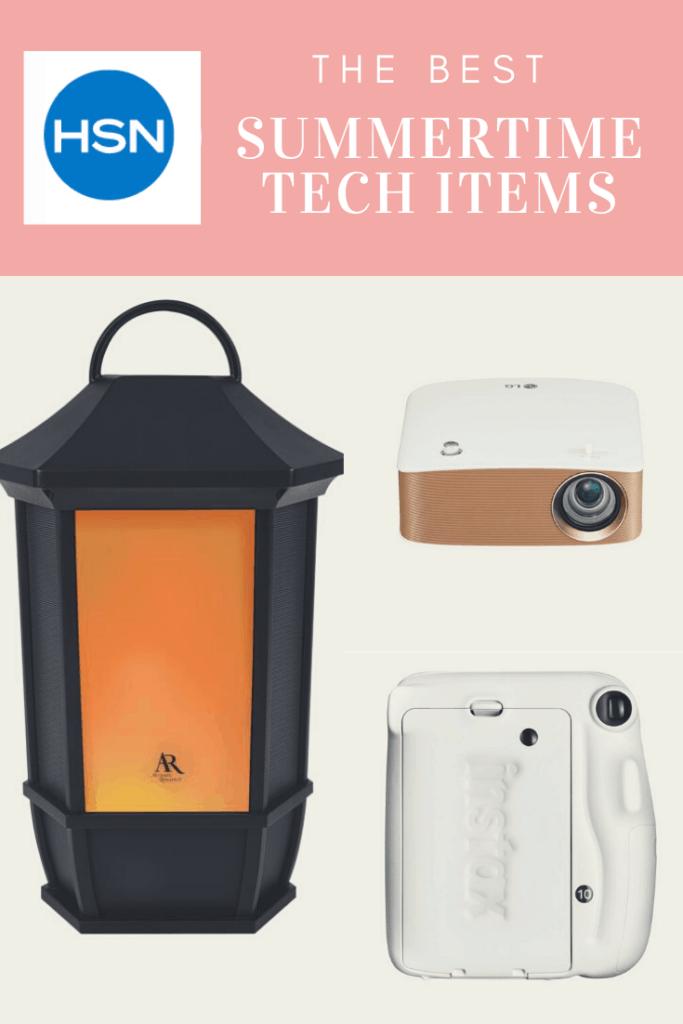 Summertime Tech Items at HSN