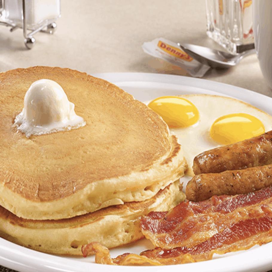 Denny's Pancakes