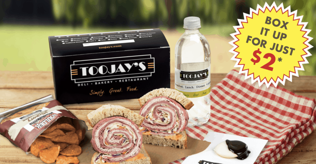 Too Jay's - The Best Fourth of July Food Deals