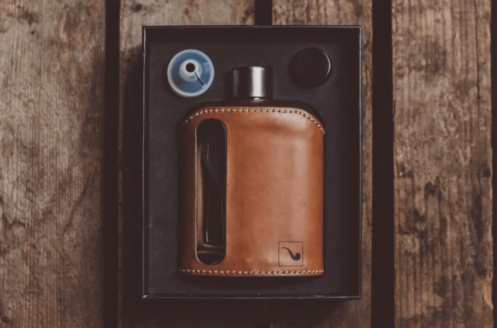 Father's Day - Ragproper flask