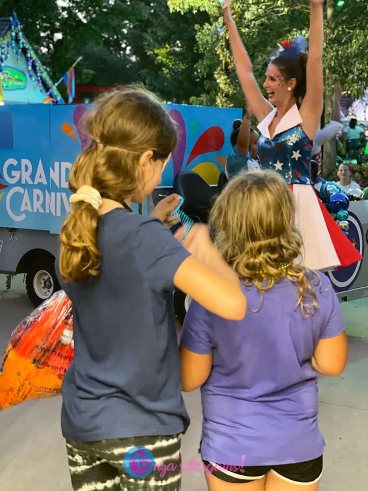 Worlds of Fun Grand Carnivale