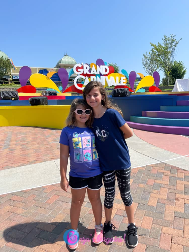 Worlds of Fun Grand Carnivale and Events