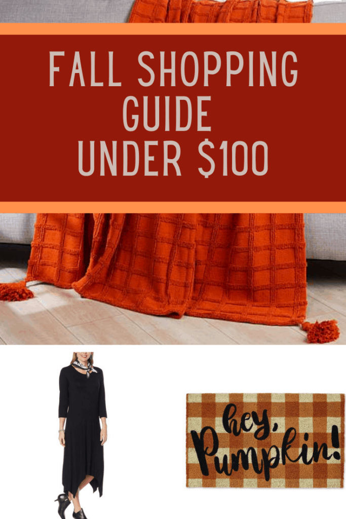 HSN Fall Shopping Guide & Giveaway