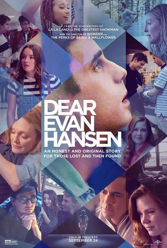 Dear Evan Hansen Review - Now Playing