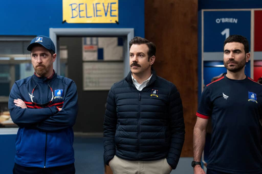 Ted Lasso Season Finale Season 2 Airs Friday, October 8, 2021